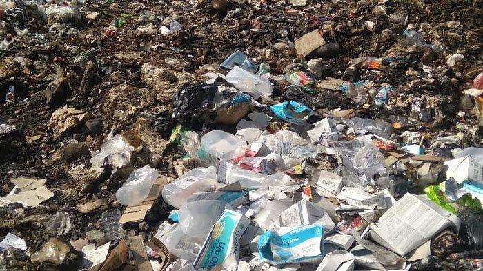Sampah Medis Dibuang Sembarangan di TTU