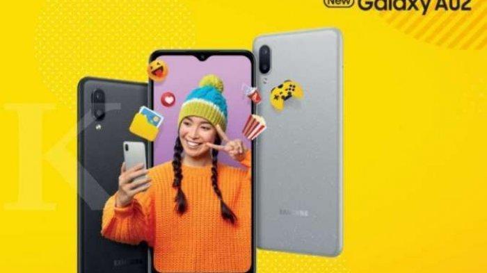 HP Samsung A02 Dengan Baterai Besar 5000 mAh Harga Hanya Rp 1.499.000, Spesifikasi Lengkapnya