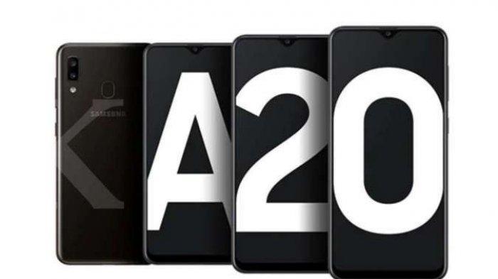 HP Samsung Galaxy A20 hanya Rp 2 jutaan, Ini Spesifikasi Lengkap Ponsel dengan Baterai 4.000 mAh
