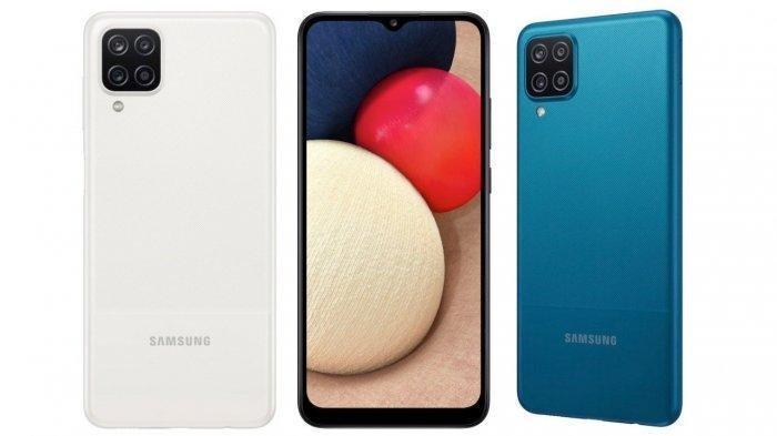 Samsung Galaxy A12 Quad Camera 48 MP Serba Jumbo,Harga Rp 2 Jutaan, Ini Spesifikasi Lengkapnya
