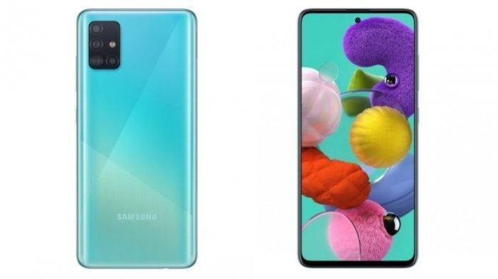 Samsung Galaxy A51 Dengan Kemampuan Merekam Kualitas Hingga 4K, Harga Ponsel Samsung Ini Sudah Murah