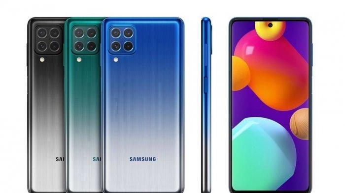 Galaxy M62 Sudah Mejeng di Situs Resmi Samsung, Cek Spesifikasi Lengkap, Kisaran Harga Rp 4 Jutaan