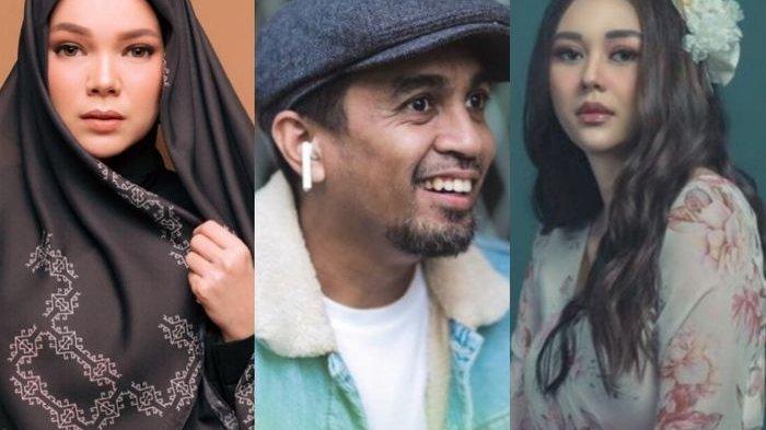 Glenn Fredly Meninggal, Postingan Aura Kasih dan Dewi Sandra Jadi Sorotan