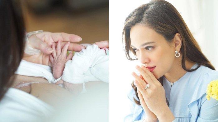 Shandy Aulia Melahirkan Anak Pertama, Foto Sang Bayi Bikin Gemas, Sederet Artis Ucapkan Selamat