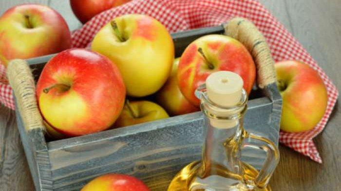 Kenali Prosesnya dan 5 Manfaat Cuka Sari Apel bagi Kesehatan