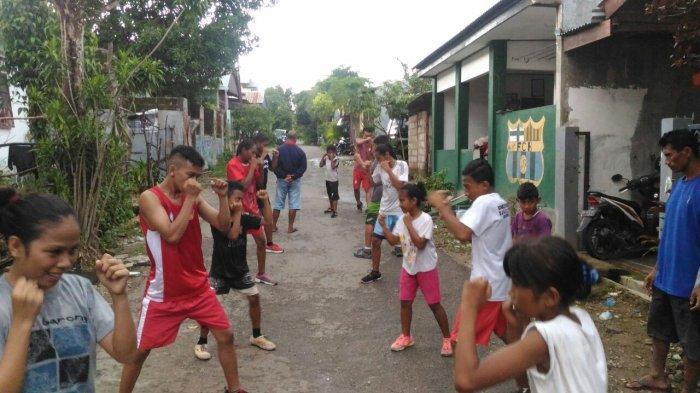 Petinju HBBC Kupang Incar Medali di Popda dan Walikota Cup