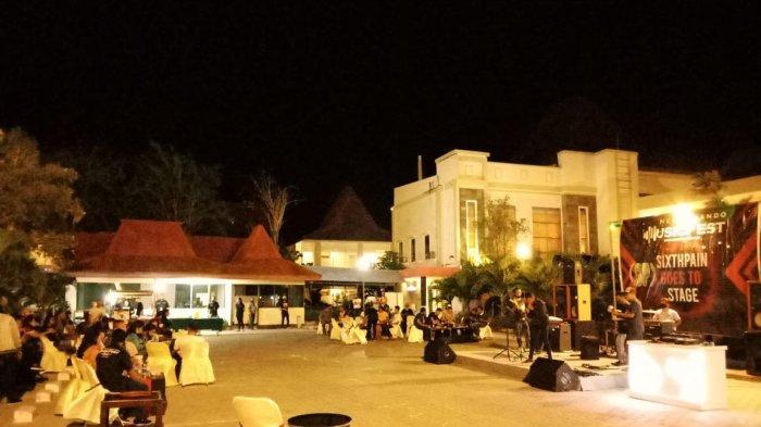 Beri Ruang Kreatif untuk Anak Muda, New Sasando Hotel Kupang Gelar New Sasando Musik Fest, Simak !
