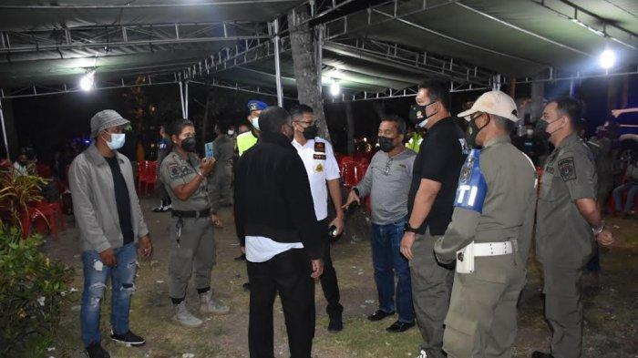 Satgas Penanganan Covid-19 Kota Kupang Bubarkan Pesta di Kelurahan Bello
