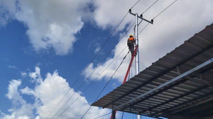 Satu Minggu Pasca Siklon Tropis Seroja: Kerja Keras PLN Pulihkan Listrik di NTT