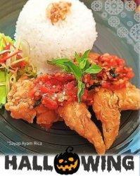 Nikmati Berbagai Rasa  Sayap Ayam Goreng di Sahid T-More Hotel