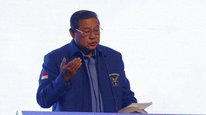 SBY Bersedih, Ibu Ani Meneteskan Air Mata, Dicerca Sakit Jadi Alasan Tidak Ikut Kampanye Pilpres