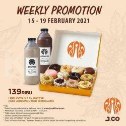 Promo J.CO 15-19 Februari 2021