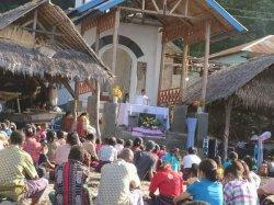 Sebelum Musim Berburu Paus di Lamalera Lembata Diawali Misa Lefa, Simak Infonya