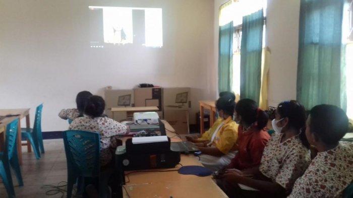 Kelas Inspirasi AW, Ajak Pelajar NTT Wujudkan Cita-cita