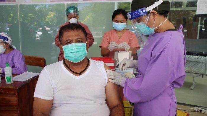 Hari Ini Pemkot Kupang Mulai Vaksinasi, Simak Sasaran Tahap II