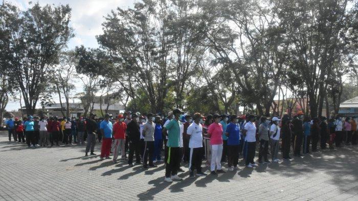 Sekda Kota Kupang Minta CPNS Jadi Pamong Praja dan Abdi Masyarakat yang Baik