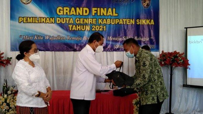 Sekda Sikka : GenRe Sikka Harus Sosialisasikan Protokol Covid-19