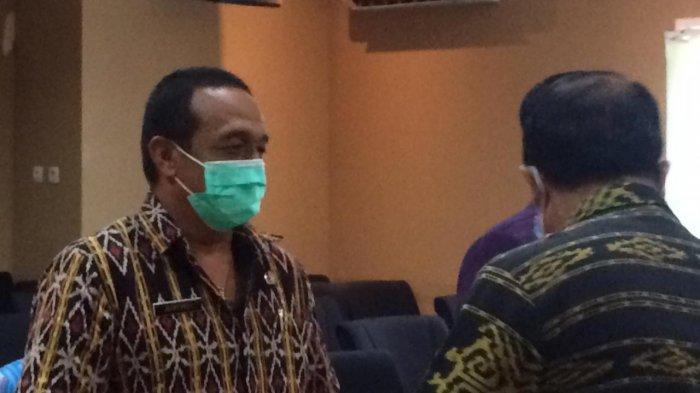 Sekda Kota Kupang Serahkan DPA 2021
