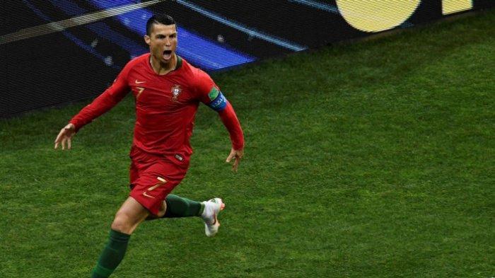LIVE Trans TV Pukul 01.00 WIB Malam Ini, Uruguay vs Portugal, Suarez vs Ronaldo