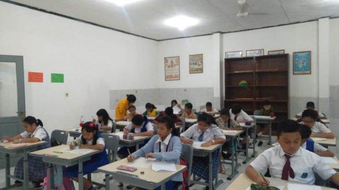 KSSM Undana Kupang Gelar Seleksi Lomba CCM Tingkat Sekolah Dasar, Ini Yang Dilakukan