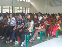 Pendidikan Karakter, Komdik Keuskupan Weetebula Gelar Seminar Pendidikan Anti Kekerasan