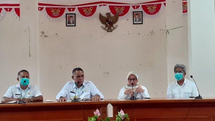 Sekretaris BPP SDM Kementerian Pertanian RI Minta Fokus Membangun Pertanian Dari Kecamatan