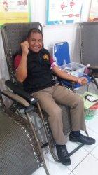 BKP Kelas I Kupang Adakan Adakan Donor Darah