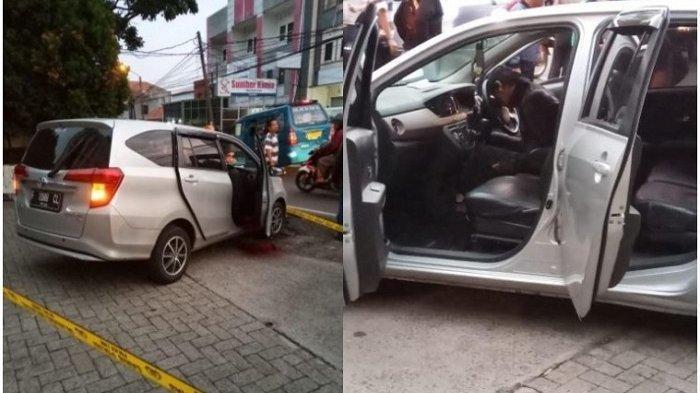 Supir Taxi Online Mantan Bos Mendoan Tewas dengan Luka Gorok di Dalam Mobilnya yang Parkir