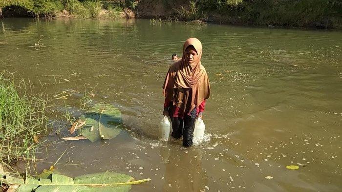 Diduga Sering Konsumsi Air Kali, 7 Warga di Labuan Bajo Manggarai Barat Sakit Ginjal