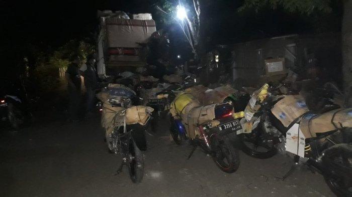 Polres Kupang Kota Lakukan Pemeriksaan 41 Unit Sepeda Motor, Akan Diangkut ke Sejumlah Wilayah