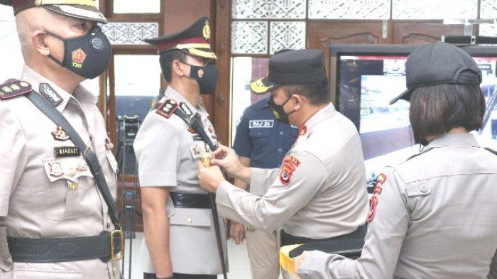 Jabatan Kapolres Belu Dipegang AKBP Yoseph Krisbiyanto, AKBP Khairul Saleh Wadikrimsus Polda NTT