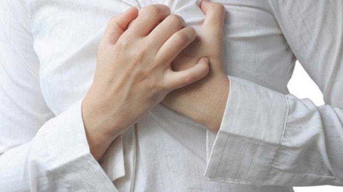 Kenali Nyeri Dada karena Serangan Jantung, Ini Perbedaannya dengan Penyakit Asam Lambung