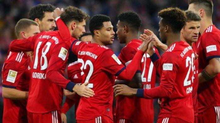 Bayern Munich Pangkas Jarak dengan Dortmund ! Bantai Stuttgart 4-1