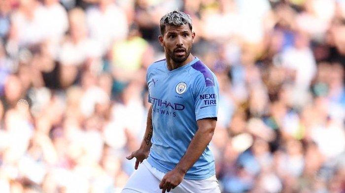 Hasil Liga Inggris 2021, Sergio Aguero Cetak 2 Gol, Pep Guardiola Bongkar Rahasia