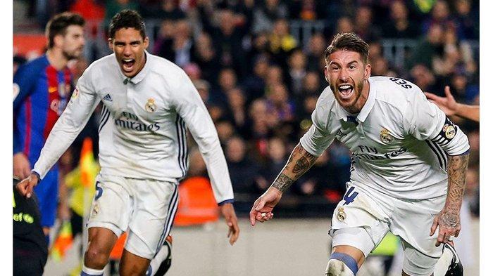 Cek Link Live Score Real Madrid vs Real Sociedad di Copa Del Rey 2020 Malam Ini, Tak di TV Nasional