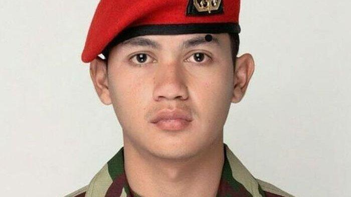 Sertu Wahyu Fajar Dwiyana, <a href='https://jambi.tribunnews.com/tag/anggota-kopassus' title='anggotaKopassus'>anggotaKopassus</a> TNI AD