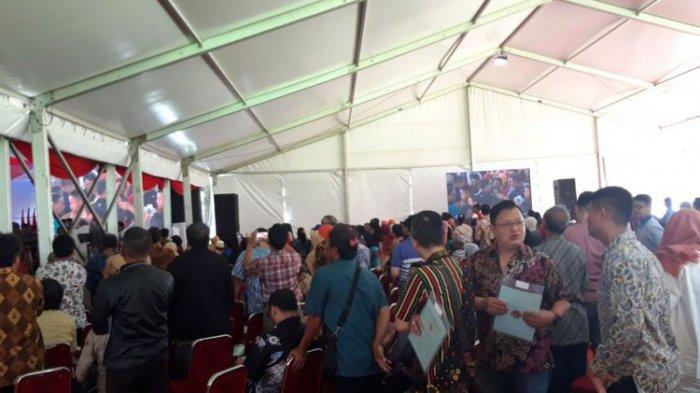 Setelah 58 Tahun, Siti Romlah Akhirnya Punya Sertifikat Tanah dari Presiden Joko Widodo