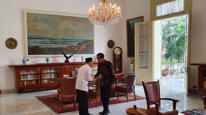 Setelah AHY, Zulkifli Hasan Bertemu Jokowi di Bogor