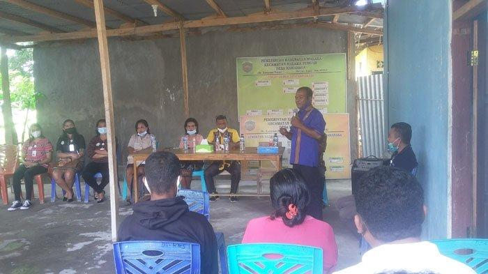 Setelah Jadi Desa Binaan Bank NTT, Kamanasa Bakal Jadi Desa Sadar PKB