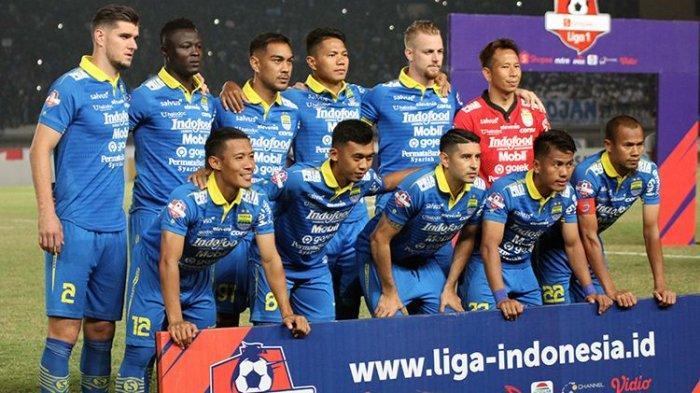 Setelah Kalah dari Madura United, Ini Fokus Persib Bandung Jelang Laga Melawan Persebaya Surabaya