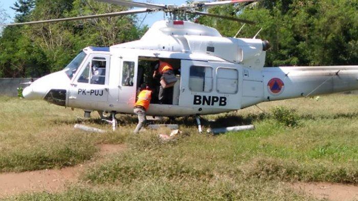 Setelah Tujuh Hari, Korban Bencana Yang Terisolir di Kabupaten Kupang Akhirnya Terima Logistik