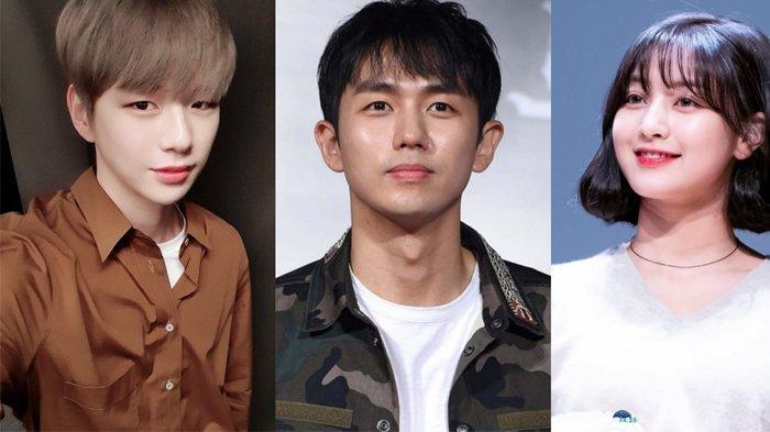 Jihyo TWICE-Kang Daniel Berkencan, Seulong 2AM Diserang Haters, Ternyata Ini Penyebabnya