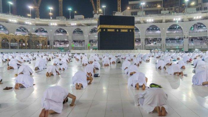 Arab Saudi Beri Syarat,Hanya Jamaah yang Kebal COVID-19 Dapat Mengunjungi Masjidil Haram di Makkah