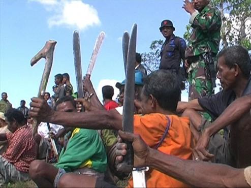 Warga di Perbatasan NTT Sempat Ancam Serbu Timor Leste , Nyatakan Perang Demi Hak Atas Tanah