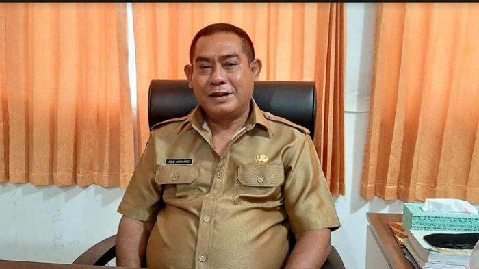 Kepala BKD Ade Manafe Sebut Tidak Semua PTT Diangkat Kembali