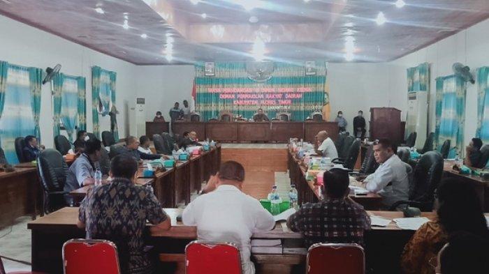 DPRD Flores Timur Tolak Usulan Pengurangan Anggaran Reses dan Pokir, Tenaga Kontrak Jadi Korban