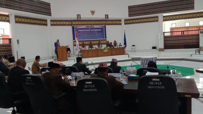 Pemerintah dan DPRD Matim Bahas Empat Ranperda Pada Masa Sidang I Tahun 2021/2022