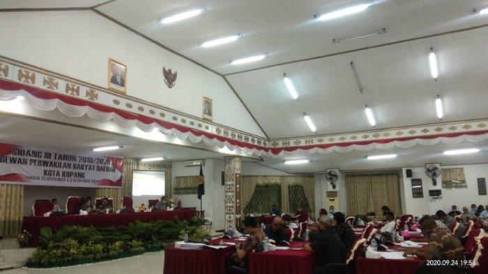 Fraksi PKB Pertanyakan Alokasi Anggaran 1,5 Miliar Pemerintah Kota Kupang bagi Dishub, INFO