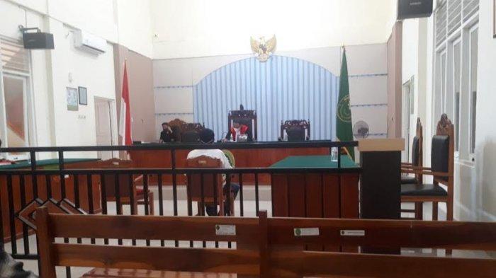 Anggota DPRD Belu, Marthen Naibuti Divonis Satu Bulan Penjara