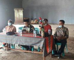 Anggota DPR RI Sulaeman Hamzah Kunjungi Korban Erupsi Ile Lewotolok